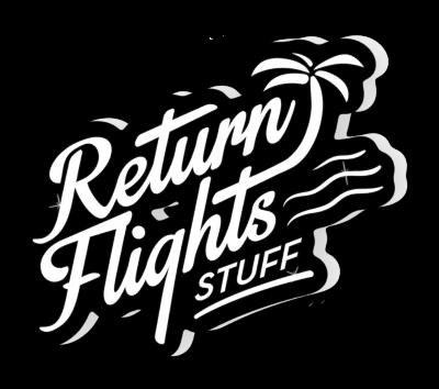 RETURN FLIGHTS Stuff VINTAGE STREETWEAR PREMIUM